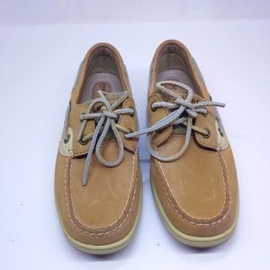 Sperry Top Sider Intrepid Leather Boat Shoes